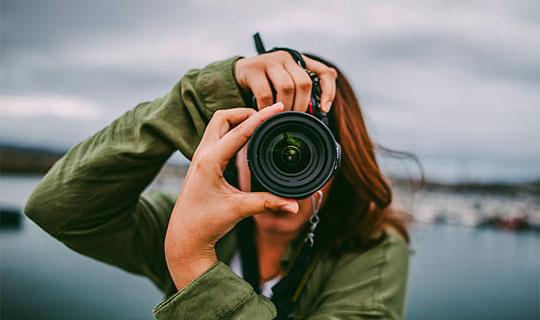 دوره های آموزش عکاسی