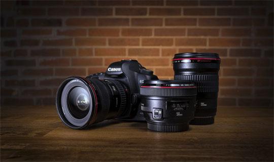 خرید دوربین عکاسی حرفه ای از دیدنگار