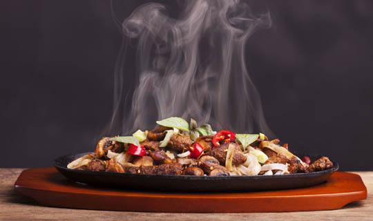 سفارش غذا در رستورانهای تهران