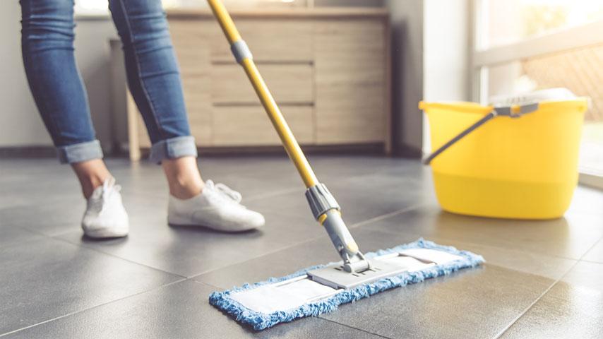 انواع خدمات نظافت منزل در اسپارد