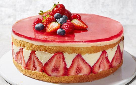 سفارش آنلاین کیک و شیرینی