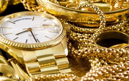 فروش ویژه مجموعه طلا و ساعت