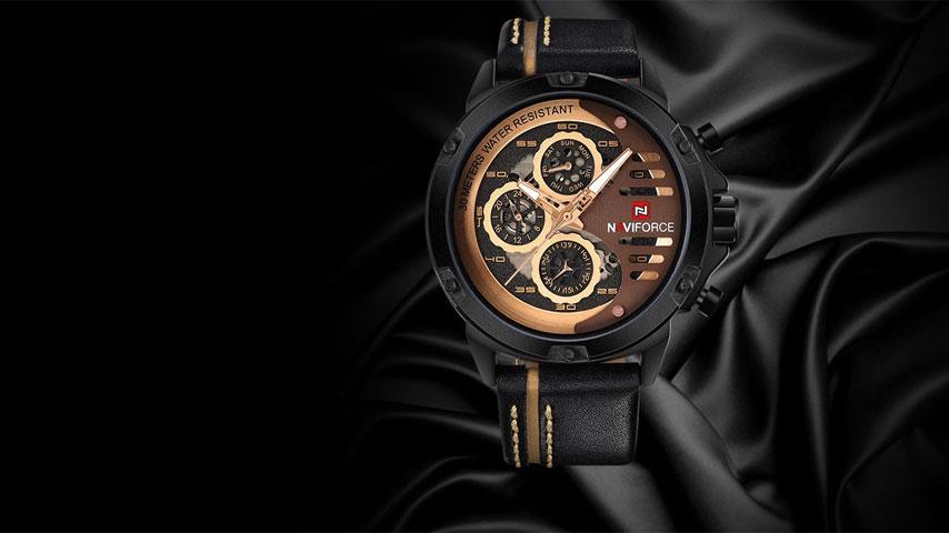 خرید ساعت از برندهای معتبر در گلد تگ